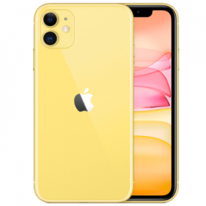 Apple iPhone iPhone 11 128GB Yellow