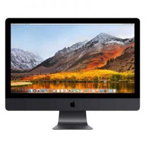 Apple Mac 27-inch iMac Pro with Retina 5K display: 3.0GHz 10-core Intel Xeon W processor