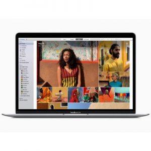 Apple Mac 13-inch MacBook Air: 1.1GHz quad-core 10th-generation Intel Core i5 processor, 512GB - Silver