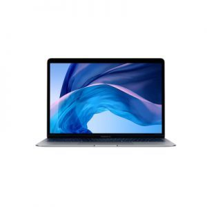 Apple Mac 13-inch MacBook Air: 1.1GHz dual-core 10th-generation Intel Core i3 processor, 256GB - Space Grey
