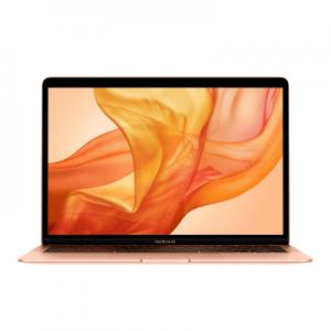 Apple Mac 13-inch MacBook Air: 1.1GHz dual-core 10th-generation Intel Core i3 processor, 256GB - Gold