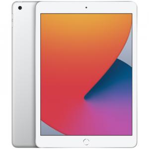 Apple iPad 10.2-inch iPad Wi-Fi + Cellular 128GB - Silver