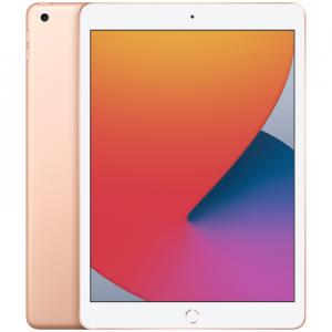 Apple iPad 10.2-inch iPad Wi-Fi + Cellular 128GB - Gold