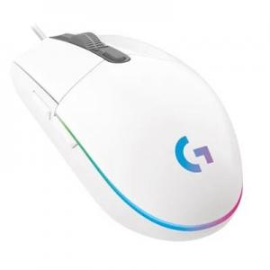 Logitech G203 LIGHTSYNC Gaming Mouse - White
