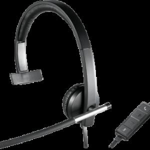 LOGITECH LOGITECH USB HEADSET MONO H650E - AP