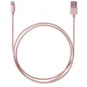 Targus Accessories ALU Series 2-in-1 (Lightning & Micro USB) Cable (1.2M) - Rose Gold
