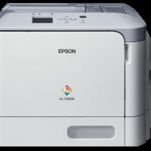 Epson Laser Printer AcuLaser C300N