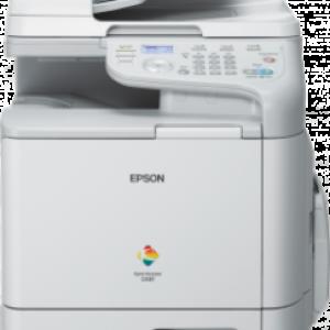 Epson Laser Printer AcuLaser CX37DN All-in-One Color Laser Printer