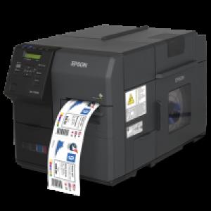 Epson ColorWorks color label printers TM-C7520彩色噴墨標籤打印機 (Matte paper)