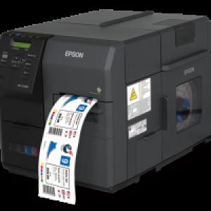 Epson ColorWorks color label printers TM-C7520G彩色噴墨標籤打印機 (Glossy Paper)