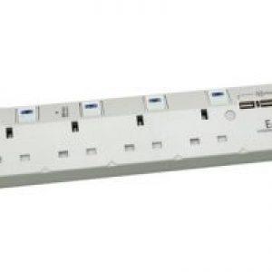 Eight 拖板 EIGHT E4P4U - 3.2A WHITE