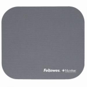Fellowes Microban® 防菌滑鼠墊(灰色) Mousepad (grey)