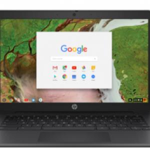 HP Commerical Notebook HP Chromebook 14 G6, Intel Celeron N4020