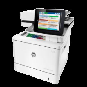 HP Printer HP Color LaserJet Enterprise MFP M577z