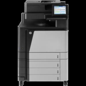 HP Printer HP Color LaserJet Enterprise flow M880z Multifunction Printer