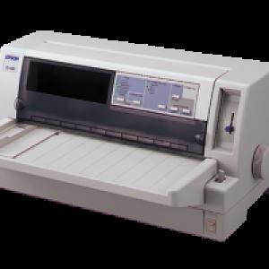 Epson Dot Matrix Printer 24 針 A4 點陣式打印機