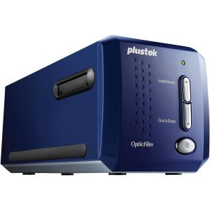 Plustek Scanner PLUSTEK OPTICFLIM 8100 SCANNER