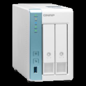 QNAP HDD 2-Bay NAS | Annapurna Labs Alpine AL-314 Cortex-A15 1.7 GHz Quad Core