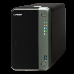 QNAP HDD 2-Bay NAS | Intel Celeron J4125 2.0GHz Quad Core (burst up to 2.70GHz)