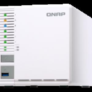 QNAP HDD 3-Bay NAS | Intel Celeron J1800 2.41 GHz Dual Core (burst up to 2.58 GHz)
