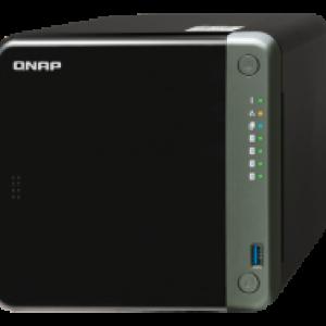QNAP HDD 4-Bay NAS | Intel Celeron J4125 2.0GHz Quad Core (burst up to 2.70GHz)
