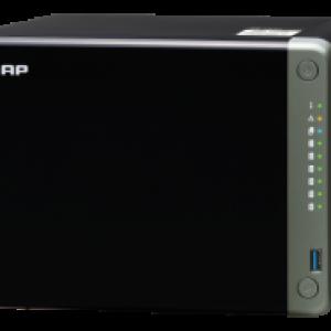 QNAP HDD 6-Bay NAS | Intel Celeron J4125 2.0GHz Quad Core (burst up to 2.70GHz)