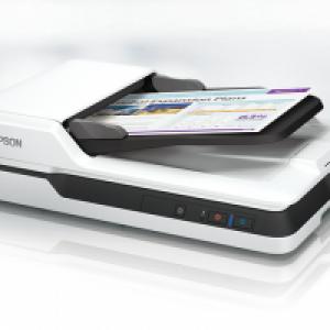 Epson Scanner Epson WorkForce DS-1630 A4 平台式彩色文件掃描器