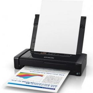 Epson Inkjet Printers Epson WorkForce WF-100 無線便攜式打印機