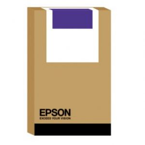 EPSON Ink Series 200ml Fill Volume Ink Cartridge (Violet)