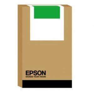 EPSON Ink Series 200ml Fill Volume Ink Cartridge (Green)