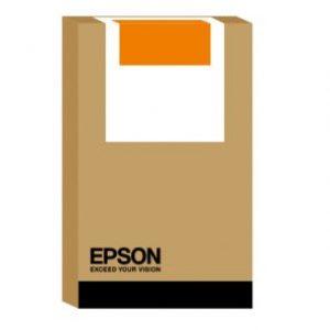 EPSON Ink Series 200ml Fill Volume Ink Cartridge (Orange)