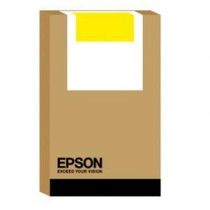 EPSON Ink Series 200ml Fill Volume Ink Cartridge (Yellow)