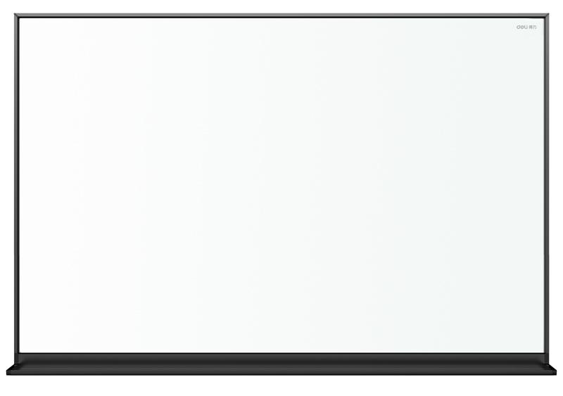 铝框磁性玻璃白板-1