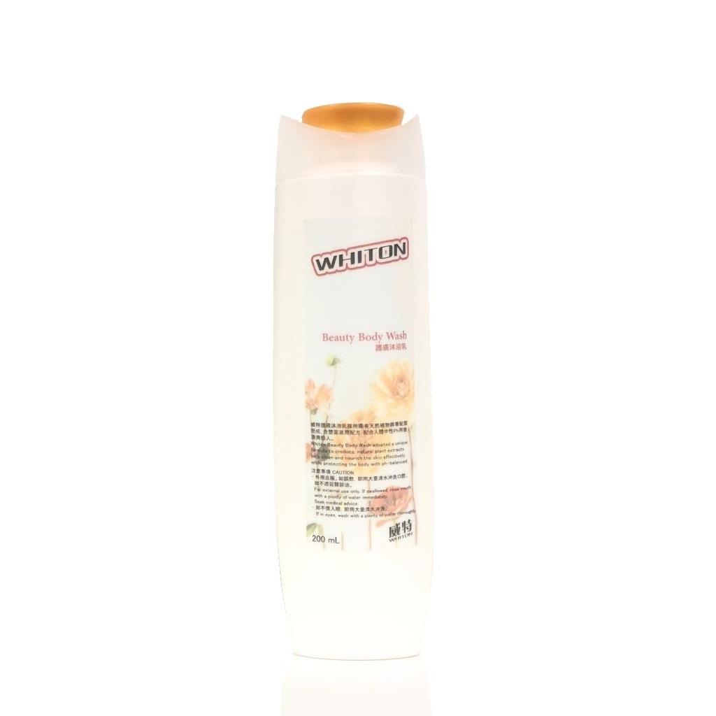 威特護膚沐浴乳 (200毫升:支)